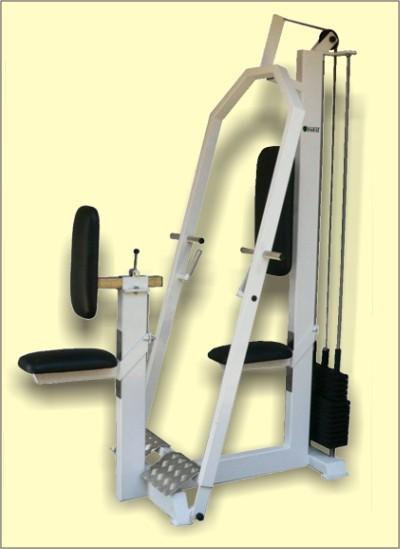 Posilování horní svaly