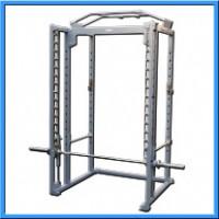 Dřepovací klec s hrazdou a multipressem